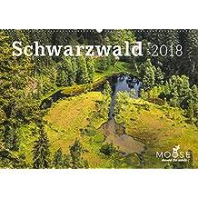 Schwarzwald - 2018 (Wandkalender 2018 DIN A2 quer): Natur pur entlang der Schwarzwaldhochstraße (Monatskalender, 14 Seiten ) (CALVENDO Orte)