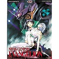 Neon Genesis Evangelion Platinum Serie Completa