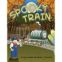 Spooky Train (English Edition)