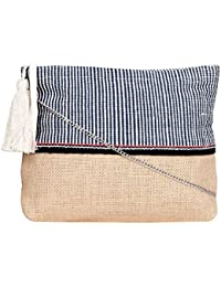 Diwaah Non Leather Beige Sling Bag