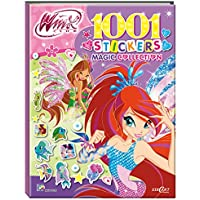 Magic collection. 1001 stickers. Winx club. Ediz. illustrata