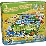 Science4you - Aqua paint animals, 2 actividades (312)