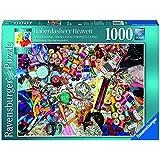 Ravensburger - Paraíso de la mercería, puzzle de 1000 piezas (19396 7)