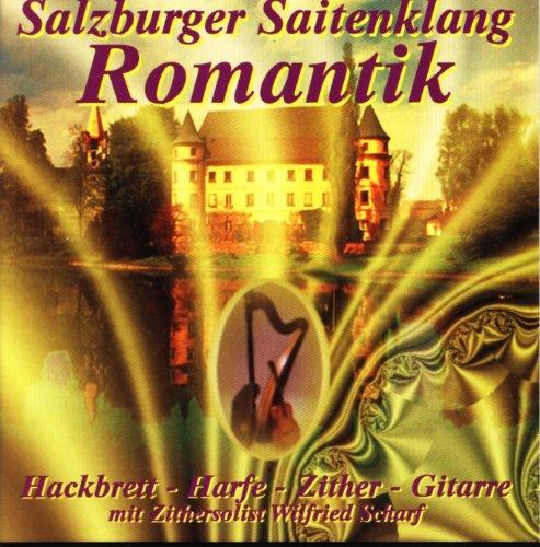 ROMANTIK mit Harfe Hackbrett Zither und Gitarre