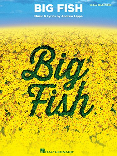 Big Fish Vocal Songbook (English Edition)