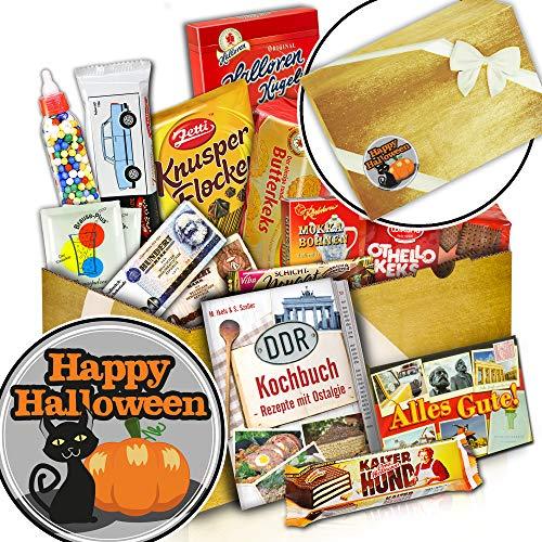 Süße DDR Box + Halloween Geschenk Ideen + Happy Halloween