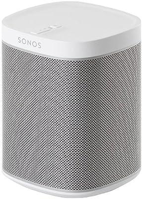 Sonos PLAY 1- Altavoces portátiles (Universal, Incorporado, 88.9 mm (3.5