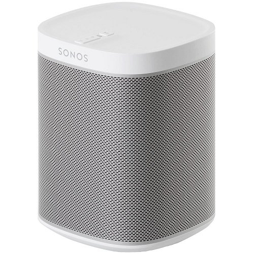Sonos PLAY:1 I Kompakter Multiroom Smart Speaker für Wireless Music Streaming (weiß)