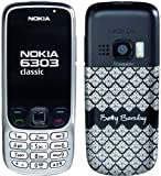 Nokia 6303 classic steel (Kamera mit 3,2 MP, MP3, Bluetooth) Handy
