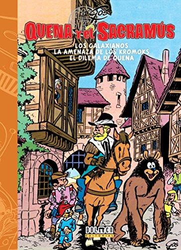 Quena y el Sacramus Vol. 3 (Fuera Borda) por Roland Goosens