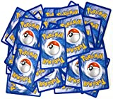 100 Assorted Pokemon Trading Cards Lot