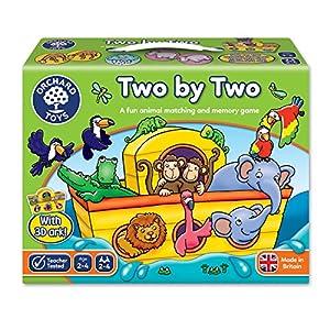 Orchard Toys Two by Two - Juego de emparejar (en inglés)