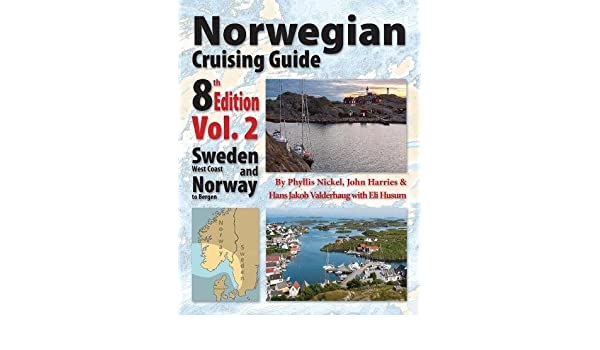 Norwegian Cruising Guide 8th Edition Vol 1