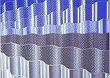 Lichtplatte Acryl - Profil 76/18 Sinus (Welle) * 3,0 mm Stärke * Wabenstruktur an der Innenseite - glasklar - Lichtdurchlässigkeit 83% * Plattenbreite: 1045 mm - Nutzbreite: 980 mm - UV-Hitze- u. Kälte beständig *schlägzäh und hoch bruchsicher * Garantie: 30 Jahre auf Witterungs- und Formbeständigkeit, 10 Jahre auf Hagelschlag bis Korngröße 20 mm * Preis: 25,90/m2