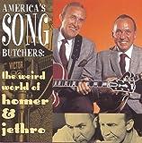 Songtexte von Homer & Jethro - America's Song Butchers: The Weird World of Homer & Jethro
