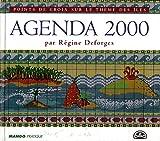 Point de croix sur le theme des isles. Agenda 2000.