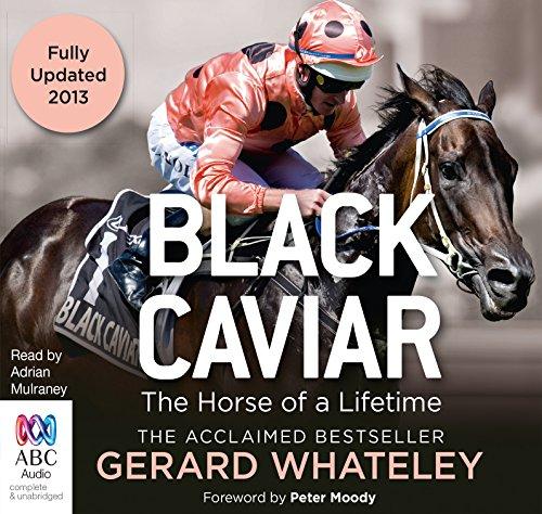 Black Caviar: 2013 Edition por Gerard Whateley