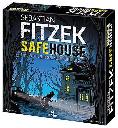 Moses Sebastian Fitzeks Safe House