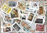 Prophila Collection Frankreich 25 Gramm Kiloware (Fast) nur Sondermarken (Briefmarken für Sammler)
