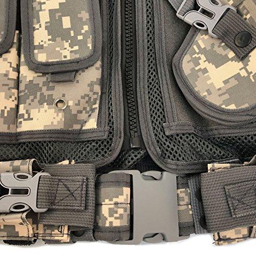 Zoom IMG-3 freiesoldaten gilet tattico da caccia
