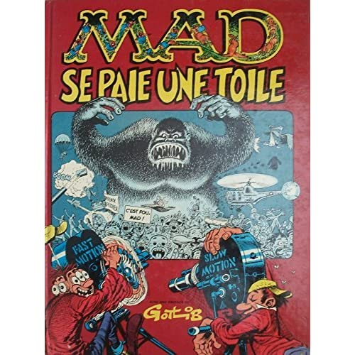 Mad se paie une toile