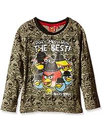 Angry Birds Angry Birds - T-Shirt - Manches Longues - Garçon