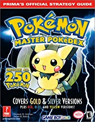 Pokemon Complete Pokedex (Prima's official strategy guide)