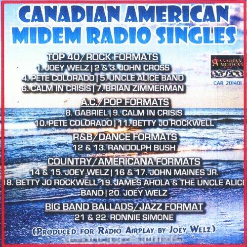 Canadian American Midem Radio Singles -