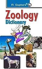 Pocket Book-Zoology Dictionary