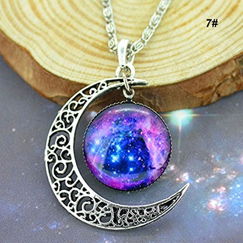 5starwarehouser-galaxy-pendant-silver-necklace-stars-colourful-glass-hollow-crescent-moon-space-with