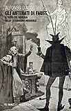 Scarica Libro Gli antenati di Faust Il patto col demonio nella letteratura medievale (PDF,EPUB,MOBI) Online Italiano Gratis