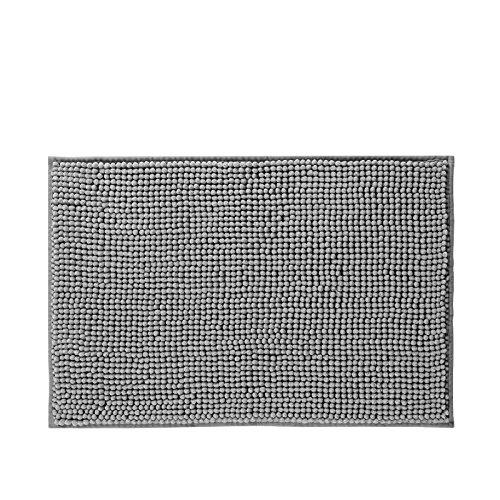 WSAD Wc - Toilette - Pad, Die Matte Teppich, 40 * 60Cm,Rauch Grau (Rauch-teppich)