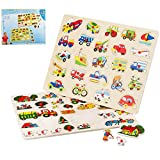 Happy People 60300 - Maxi Holzpuzzle Legebrett