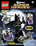 Ultimate Sticker Collection: Lego(r) Batman (Lego(r) DC Universe Super Heroes): More Than 1,000 Reusable Full-Color Stickers (DK Ultimate Sticker Collections)