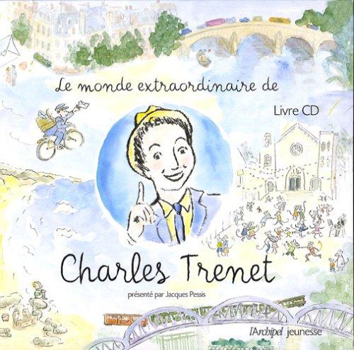 le-monde-extraordinaire-de-charles-trenet-1cd-audio