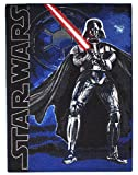 alles-meine.de GmbH Teppich / Spielmatte -  Star Wars / Darth Vader  - Kinderteppich / Bettvorle..