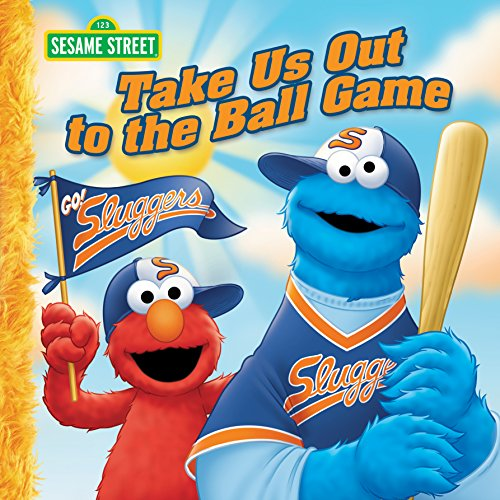 Take Us Out to the Ball Game (Sesame Street) (Pictureback(R)) (English Edition)