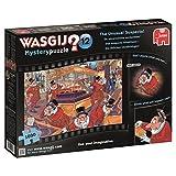 Wasgij Mysterypuzzle 12 Die üblichen Verdächtigen! - 1000 Teile