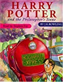 Rowling, Joanne K, Vol.1 : Harry Potter and the Philosopher's Stone, 6 Cassetten; Harry Potter und der Stein der Weisen, 6 Cassetten, engl. Version (Cover to Cover)