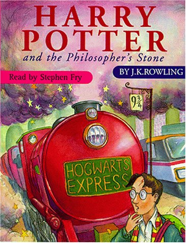 Vol.1 : Harry Potter and the Philosopher\'s Stone, 6 Cassetten; Harry Potter und der Stein der Weisen, 6 Cassetten, engl. Version (Cover to Cover)