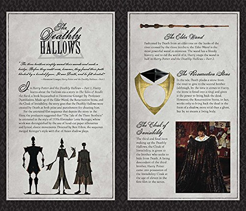 Ruled Harry Potter Journal: Deathly Hallows (Harry Potter Ruled Journal)