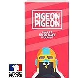 Jeu de société Pigeon Pigeon - ambiance, bluff, créativité, humour - fabriqué en France