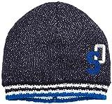 s.Oliver Jungen Mütze 64.709.92.4873, Blau (Dark Blue Knit 58X7), 51 (Herstellergröße: 48-51)