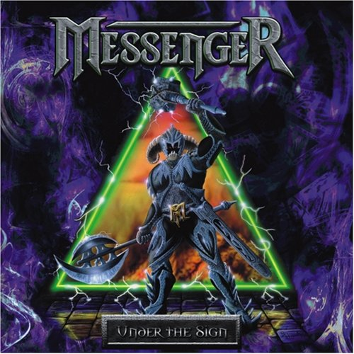 Messenger: Under the Sign (Audio CD)