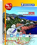 France 2016 tourist and motoring atla...