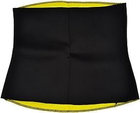 VINGABOY Slimming Belt / Tummy Trimmer Hot Body Shaper Slim Belt / Hot Waist Shaper Belt Instant Slim Look Belt For Men