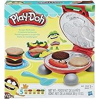 Play-Doh Burger Barbecue Set