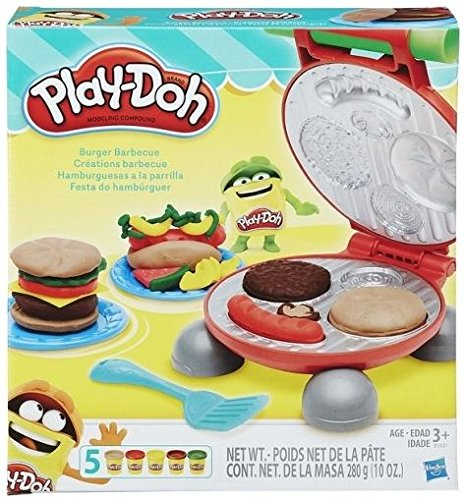 Play-Doh Barbacoa (Hasbro B5521EU6)