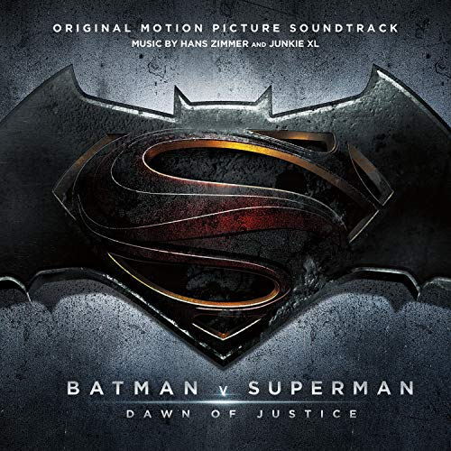 Batman v Superman: Dawn Of Justice (Original Motion Picture Soundtrack) - Batman-digital Justice