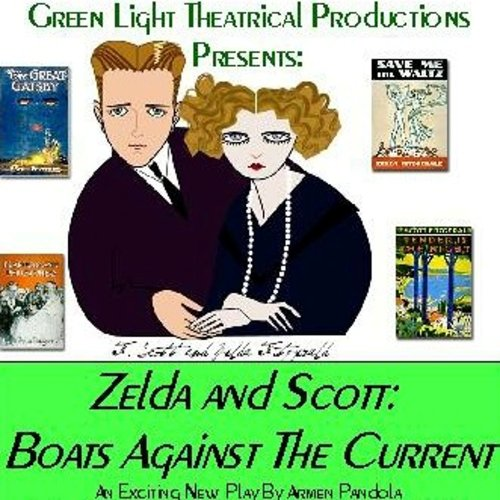 Zelda & Scott - Boats Against the Current (English Edition)